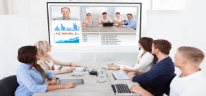 Hablamos de videoconferencias y negocios a distancia