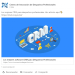 Carrusel LinkedIn